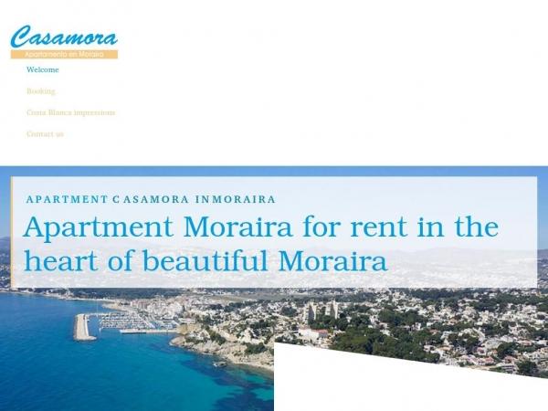 apartment-moraira.com