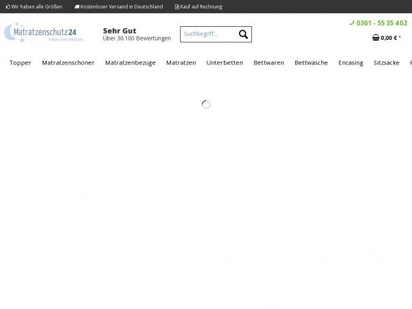 matratzenschutz24.net